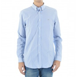 CAMICIA UOMO LACOSTE BOTTON DOWN CH9169