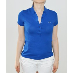 POLO LACOSTE DONNA LINEA SLIM FIT PF6949