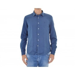 CAMICIA IN CANVAS UOMO JECKERSON CA01XT18441