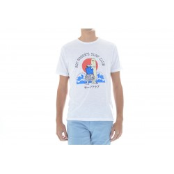 T-Shirt Uomo Roy Roger's in Jersey Slub St. Surf Club