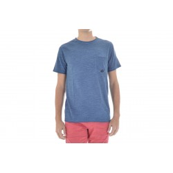 T-Shirt Uomo Roy Roger's in Jersey Fiammato Fade