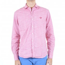 Fred Perry - Camicia Uomo Slim Fit 30222143