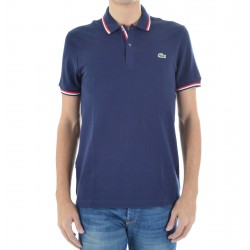 POLO LACOSTE UOMO LINEA SLIM FIT L!VE PH9542