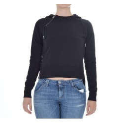 SWEATSHIRT WOMAN COLMAR WITH HOOD AND ZIP 9002W