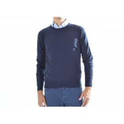 Kangra - round neck cashmere sweater Men 6003