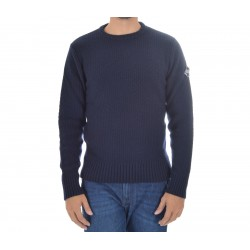 Men's Sweater Round Neck Roy Roger's Wool & Cashmere