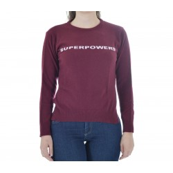 Roy Roger's - Maglione donna lana e cachemire Superpower