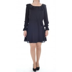 Patrizia Pepe - Dress with rouches woman 8A0503 A3HB