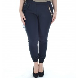Patrizia Pepe - Jogging pants woman in sweatshirt 8J0759 A4BS