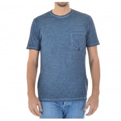 T-Shirt Roy Roger's in Jersey Fiammato Fade