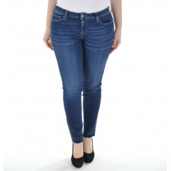 JEANS WOMAN ROY ROGER'S CATE CUT FRICK