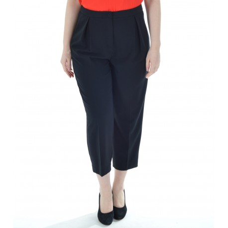 Patrizia Pepe - Woman crepe trousers 8P0202 AN99