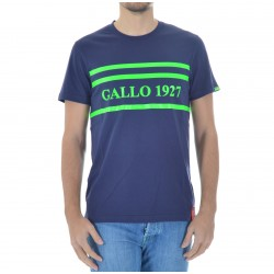 Men's crew-neck T-shirt Gallo AP507570