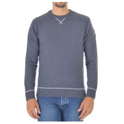 Men's Sweater Roy Roger's Crew Neck Sport MAN Wool & Cashmere