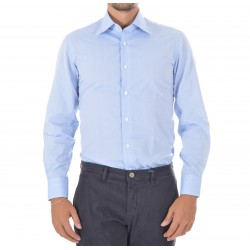 Shirt Men's Masaniello light blue