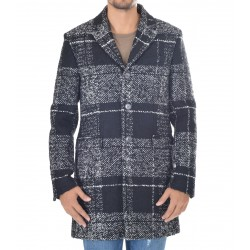 Patrizia Pepe Men's Coat 5S0678 A2VD