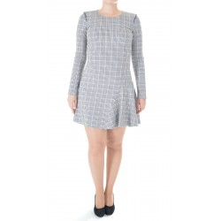 Patrizia Pepe - WOMEN'S DRESS IN POINTED FABRIC 2A1965 A1DX