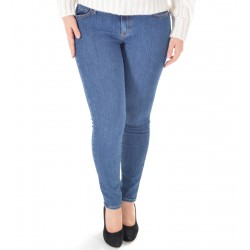 JEANS DONNA ROY ROGER'S CATE CUT WOMAN MELROSE