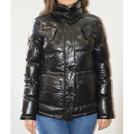 Patrizia Pepe - Quilted down jacket in technical fabric 2S1253 A6A2