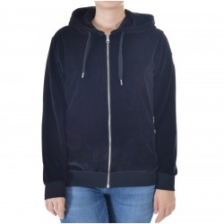 SWEATSHIRT WOMAN COLMAR WITH HOOD AND ZIP 9031