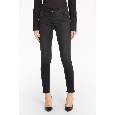 Patrizia Pepe - Jeans leggings donna in tessuto stretch CJ0509 A1HIN