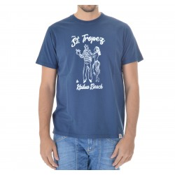 Roy Roger's Men's T-Shirt in Jersey St. Tropez