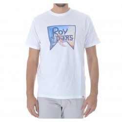 T-Shirt Uomo Roy Roger's in Jersey Roy Surf