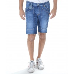 SHORT UOMO JECKERSON IN JEANS BE001D40085D621