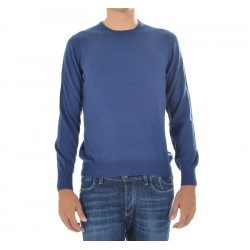 Sweater Man Beard Napoli 55567 GIROCOLLO