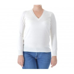 Kangra - Women's V-neck sweater 1511 02