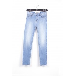 WOMAN JEANS ROY ROGER'S SUPER STRECH PUSH UP ACACIA