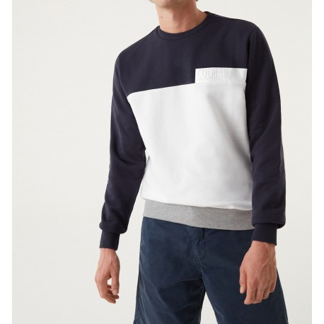 Men's Crewneck Sweatshirt with transfer lettering Colmar 8297 5TK ES21 68