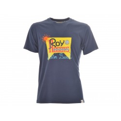 T-Shirt Uomo Roy Roger's in Jersey Vintage Palm Beach