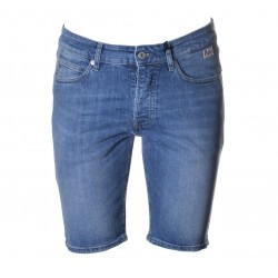 MEN'S SHORTS JEANS ROY ROGER'S 529 ZEPPOLE