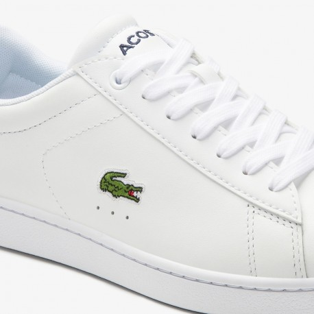 LACOSTE - Men's slippers in Croco 2.0 synthetic material