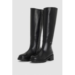 Patrizia Pepe - Women's Leather Boots 2V9962 A3KW