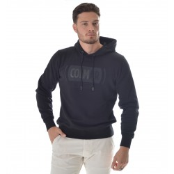 Colmar - Men's Sweatshirt with crossed out writing 8206 6UX